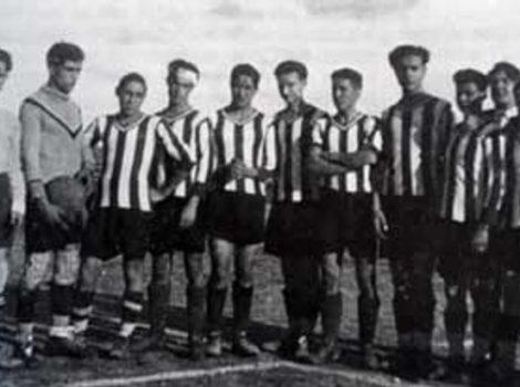 Girona FC foto antiga