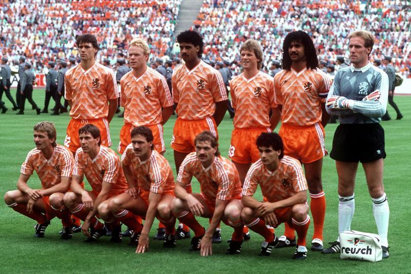 holanda campeón eurocopa 1988