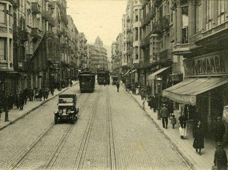 Numancia de Gràcia Barcelona