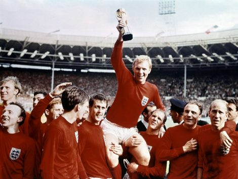 Mundial 1966 Anglaterra campiona