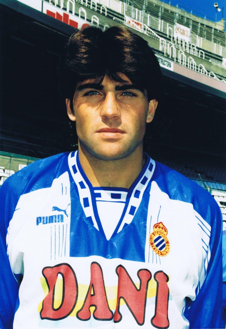 Lluís Gonzalez RCD Espanyol