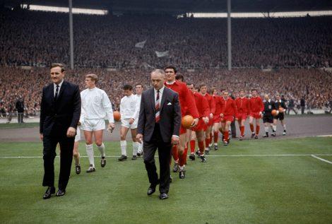 Bill Shankly i el Liverpool una història d'amor