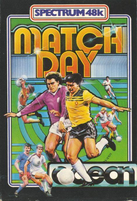 Match Day portada Spectrum