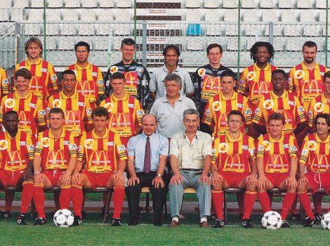 Plantilla Perpignan FC