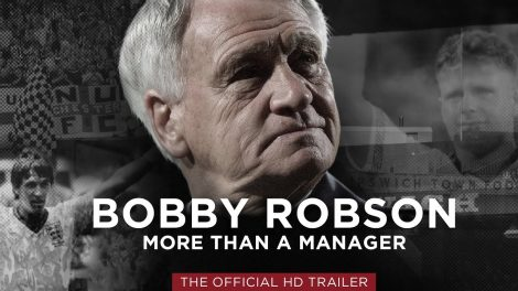 Bobby Robson documental More than a manager
