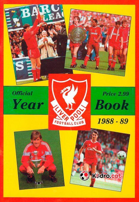 Anuari Liverpool 1988-1989