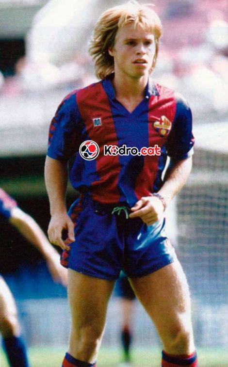 Danny Muller FC Barcelona