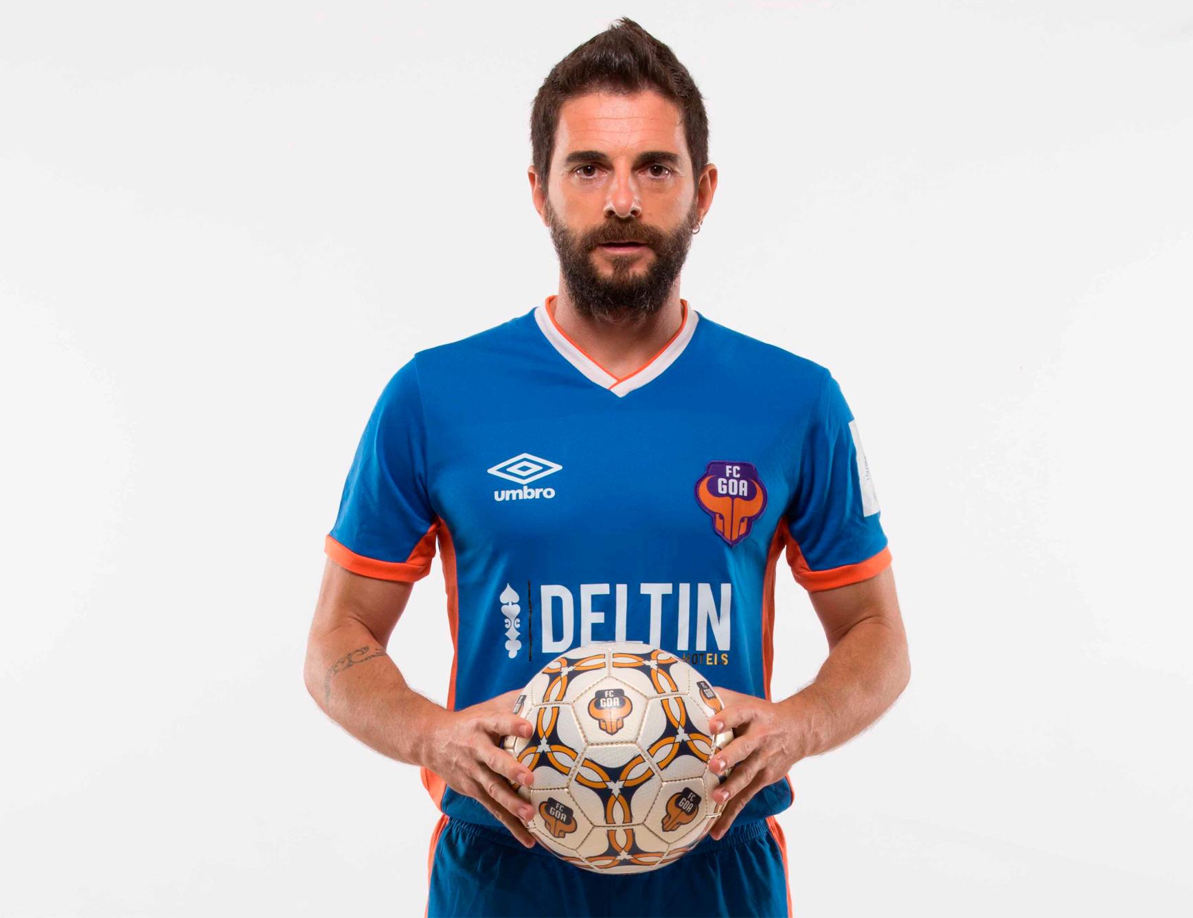 Jofre Mateu FC Goa