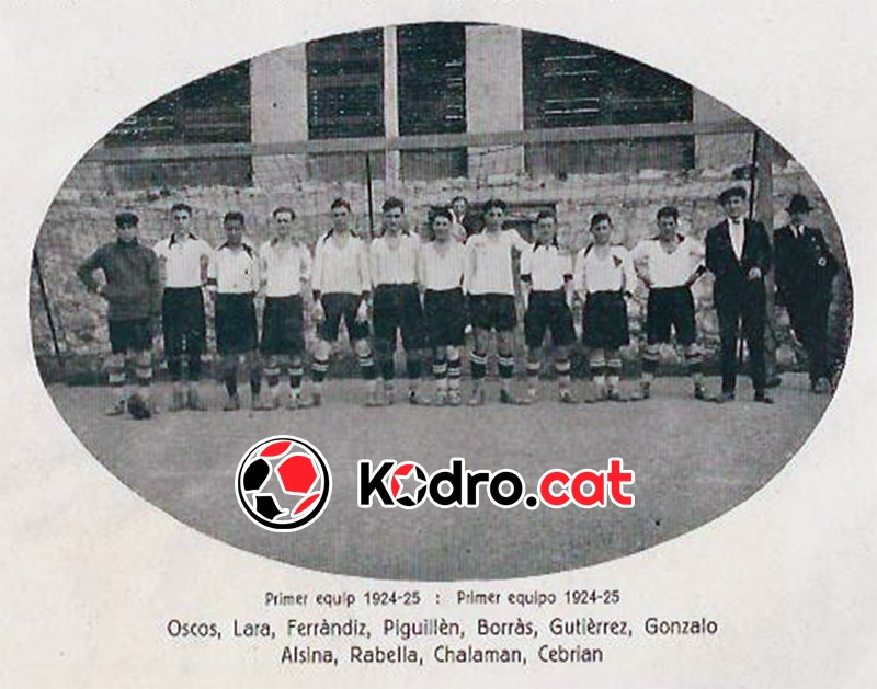 Agrupacio Esportiva les Corts Barcelona 1924