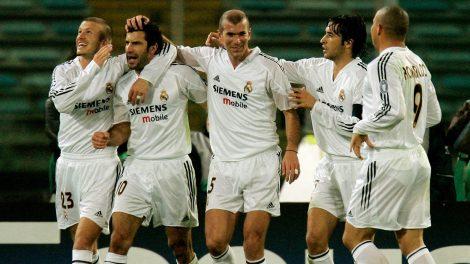 Els Galactics del Real Madrid