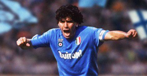 Diego Maradona imatge documental