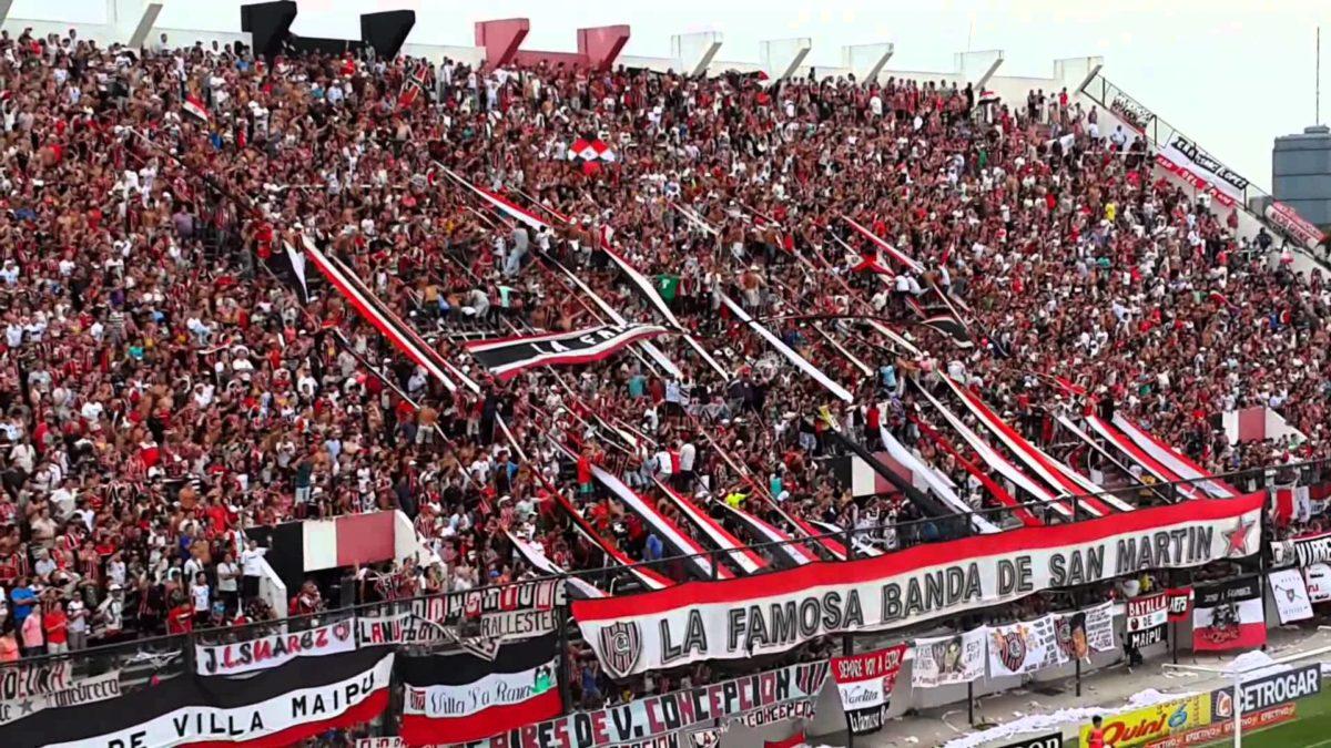 Afició Chacarita Juniors