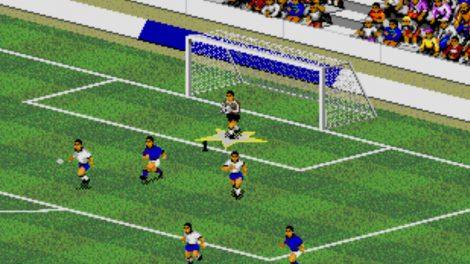 FIFA International Soccer per a Mega Drive