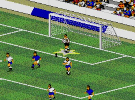 FIFA International Soccer per a Mega Drive