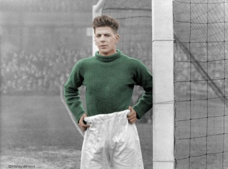 John Thomson Celtic de Glasgow