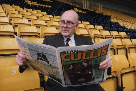 Stan Cullis Wolverhampton