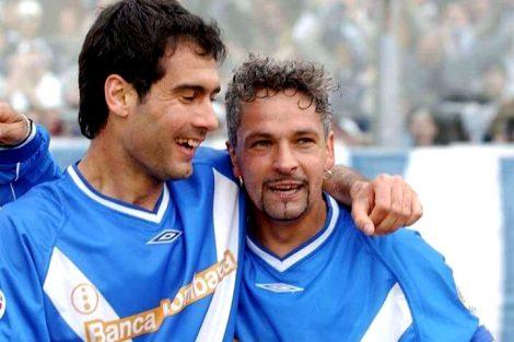Guardiola i Baggio Brescia