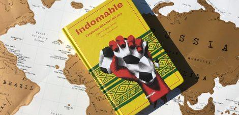Indomable, llibre d'Alberto Edjogo-Owono