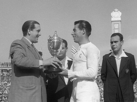 Copa del Generalísimo a Madrid, any 1952