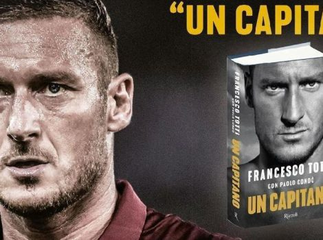 Llibre Un Capitano Totti